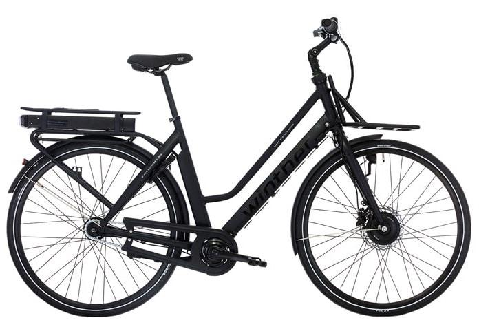 Winther Black Cargo dame el cykel